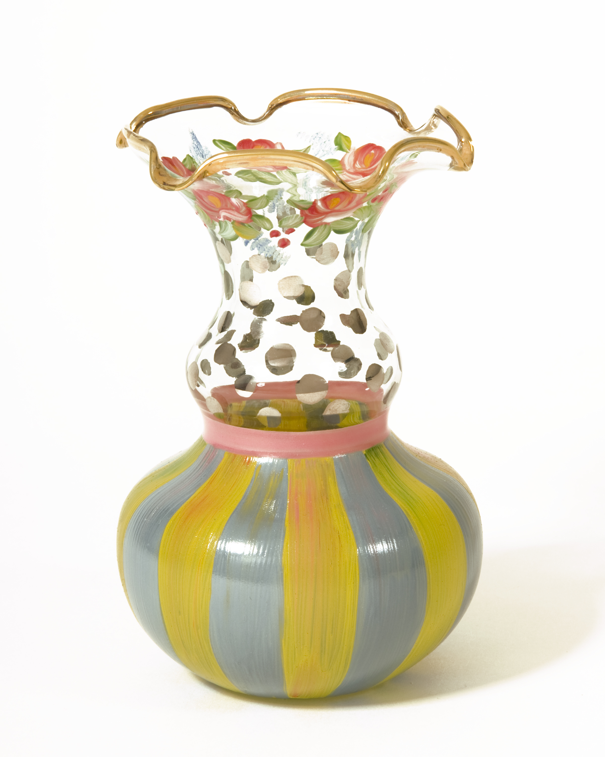 This vase is great for moms who like unique accessories for their home