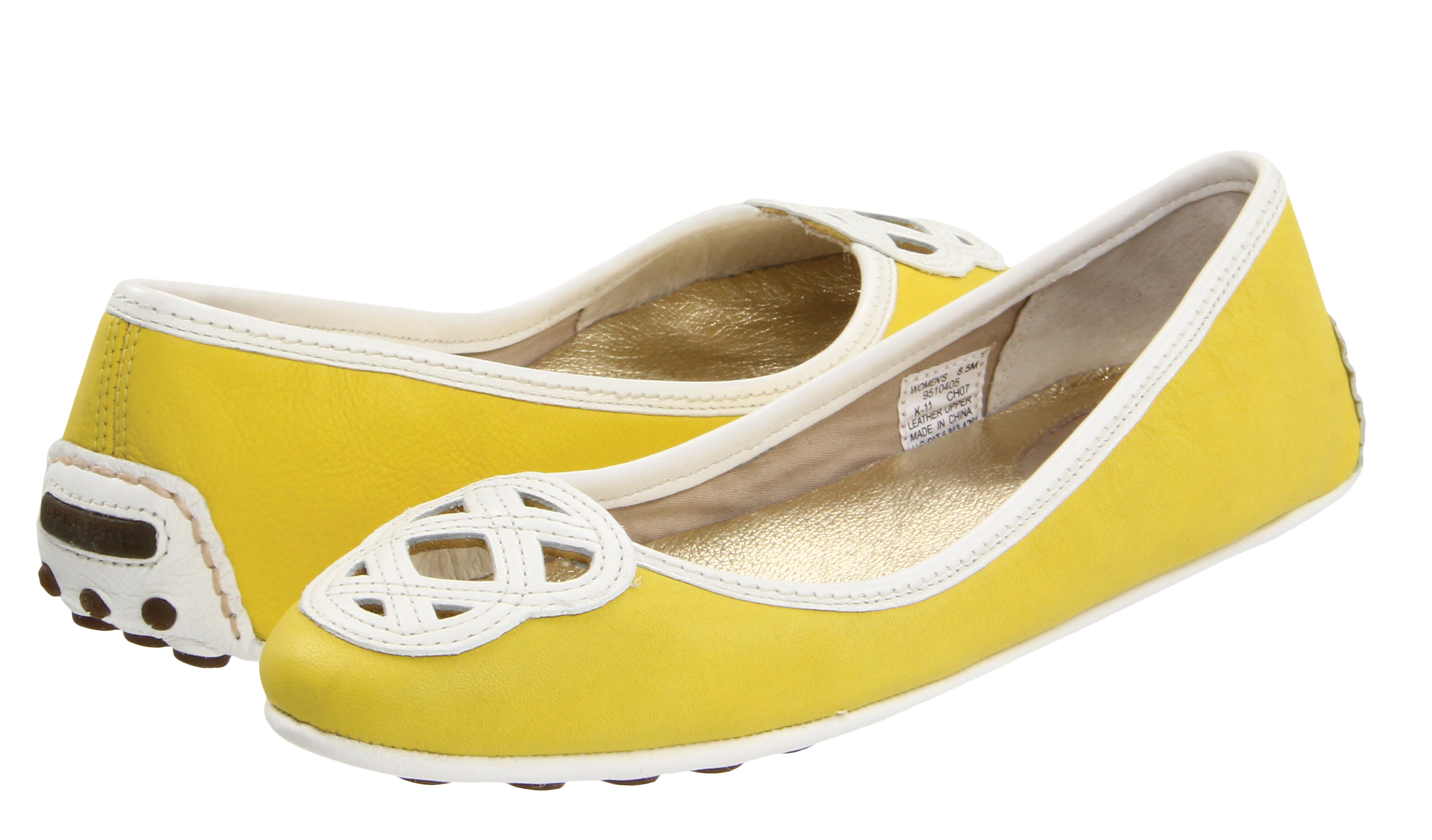 These fun flats are perfect for summer!