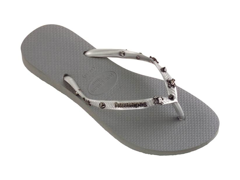 Havaianas are a cute alternative to boring flip-flops