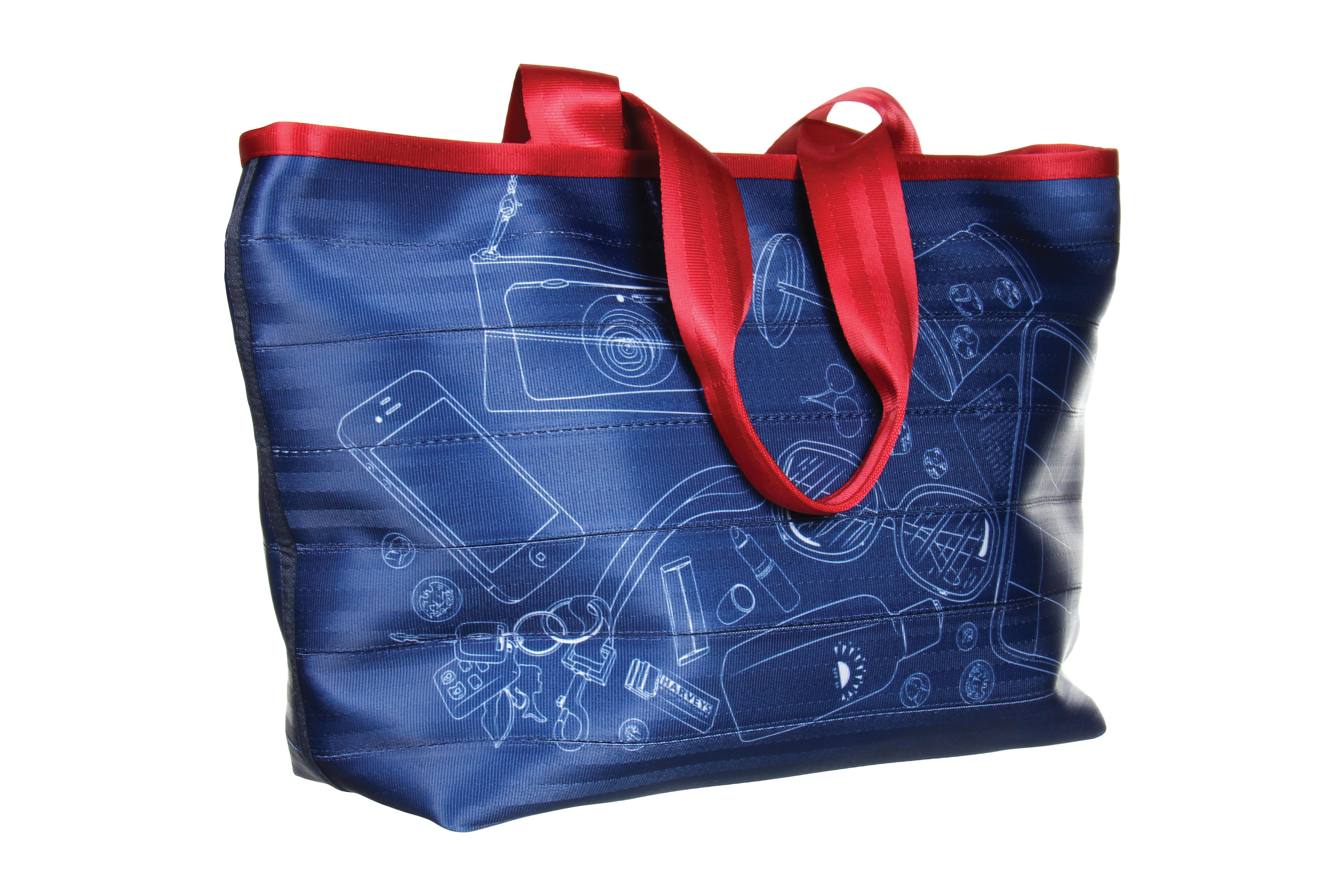 HarveysSeatbeltBag_FavoriteThingsTote_Blue