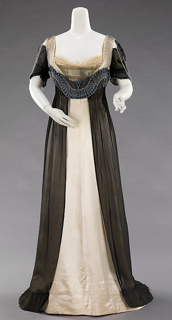 The House of Worth, 1909 The Metropolitan Museum of Art Costume Institute