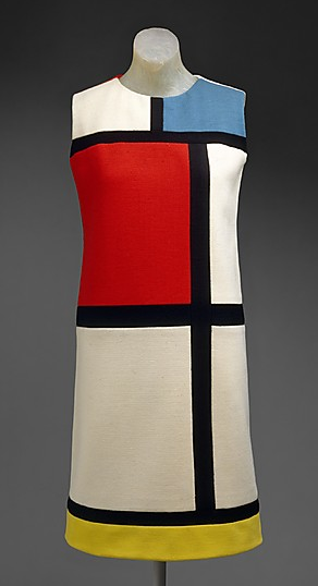 Yves Saint Laurent, 1965-1966 The Metropolitan Museum of Art Costume Institute