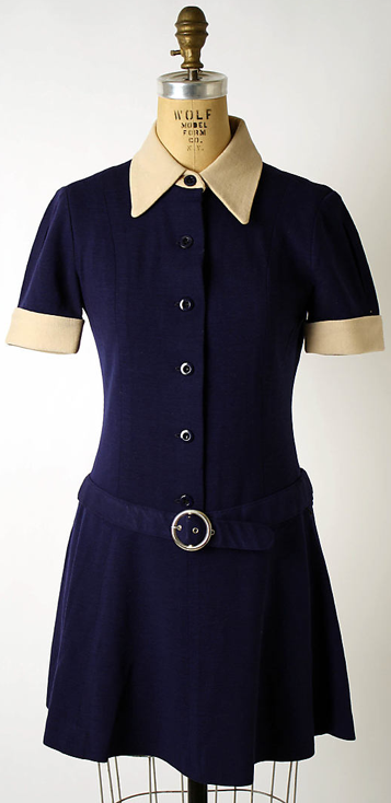 Mary Quant, 1968 The Metropolitan Museum of Art Costume Institute