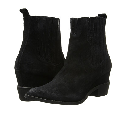 A Chic Fall Bootie