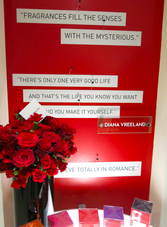 Some of Diana Vreeland's famous quotes