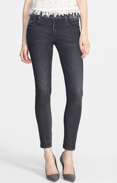 5 Pairs of Grey Jeans Under $100