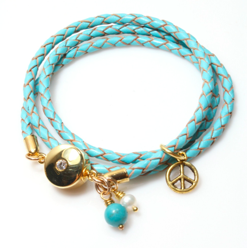 A Stylish Bracelet For Summer